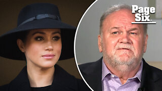 Meghan Markle says dad Thomas Markle lied to her about tabloid stories