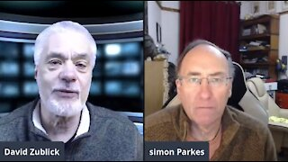 Dark Outpost Simon Parkes