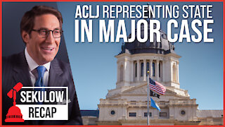 MAJOR Case: ACLJ to Represent State in Federal Court