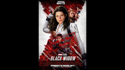Inside the Booth, Tabitha's Review on #BlackWidow