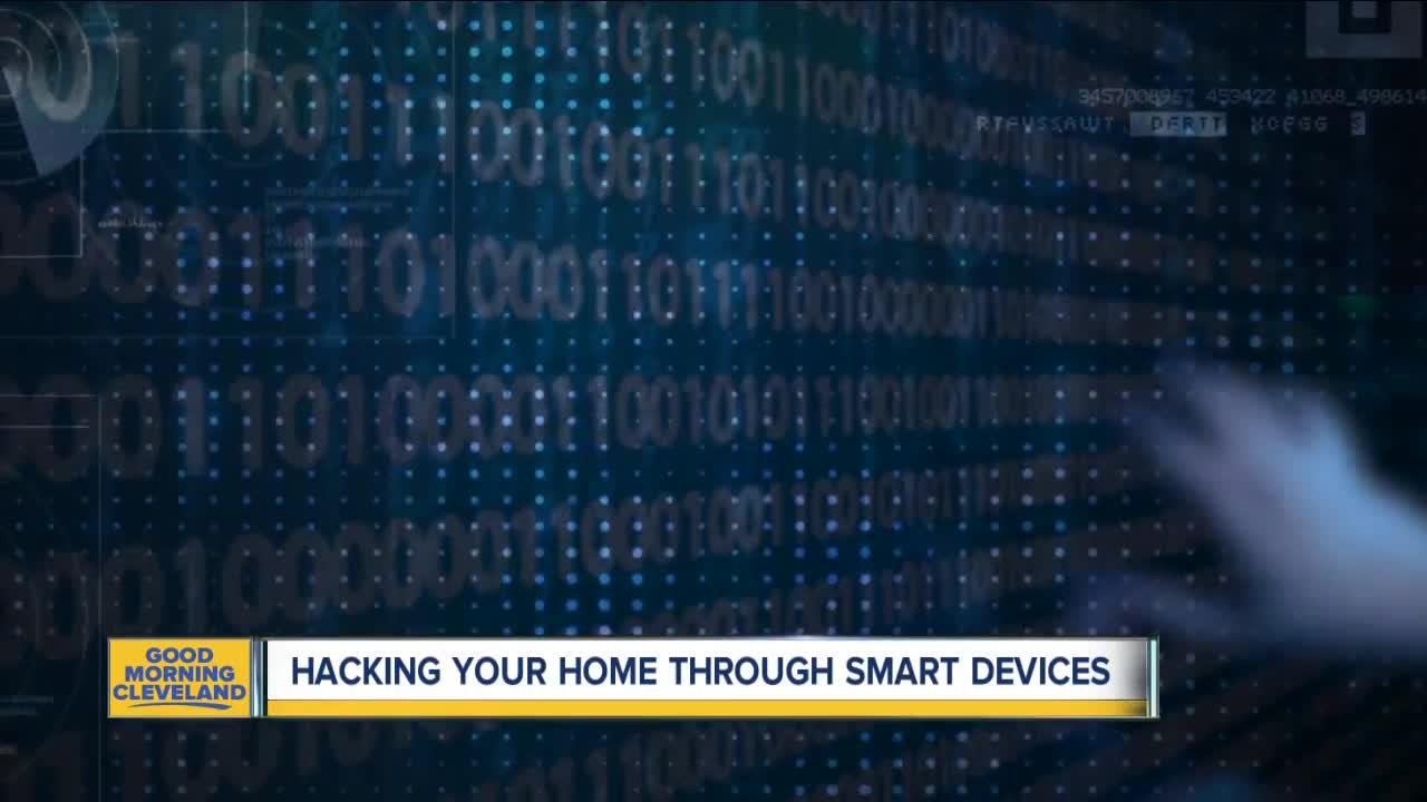 Hacking your home through smart devices