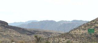 Destructive behavior at public lands near Las Vegas