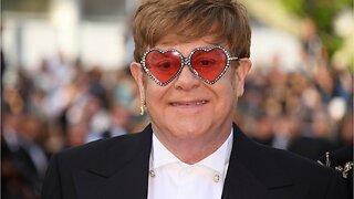 Elton John Attends Cannes Premiere Of His Biopic—'Rocketman'