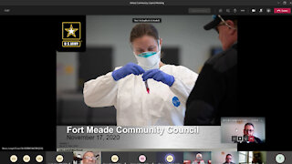 Virtual Community Council Meeting