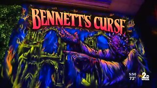 Bennett's Curse Haunted House to hold socially-distanced nights