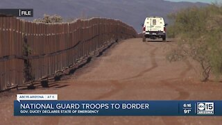 Gov. Ducey sending National Guard to US-Mexico border