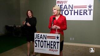Omaha Mayor Jean Stothert announces bid for third term