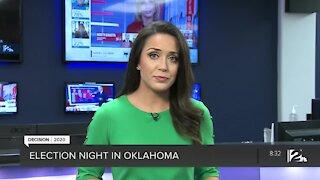 Senate Race in Oklahoma