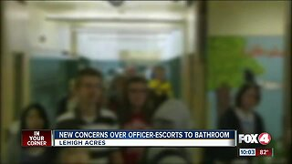 Lee County mother concerned over school bathroom policy