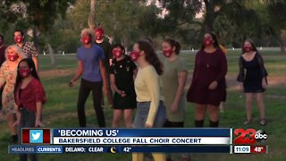 Bakersfield College Choir holds virtual fall concert
