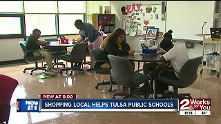 Keep It Local cards benefit TPS