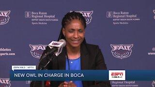 FAU Women's Basketball names new Head Coach