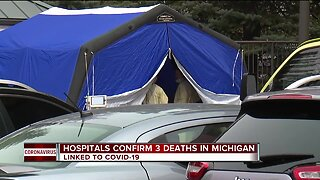 3 more deaths from COVID-19 reported in Michigan