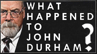 BANNED ON YOUTUBE - What Happened to John Durham?!