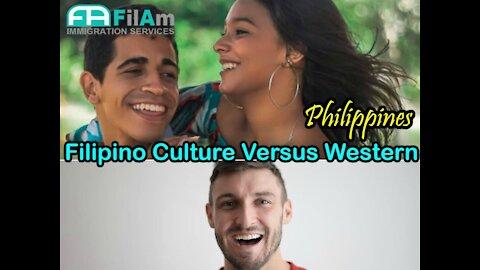Philippines Culture Versus Western