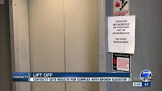 Lift off: Contact7 gets results for complex with broken elevator