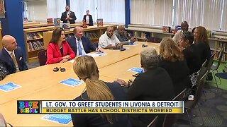 Budget battle has school districts worried