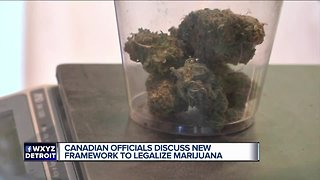 Canada green lights cannabis across country