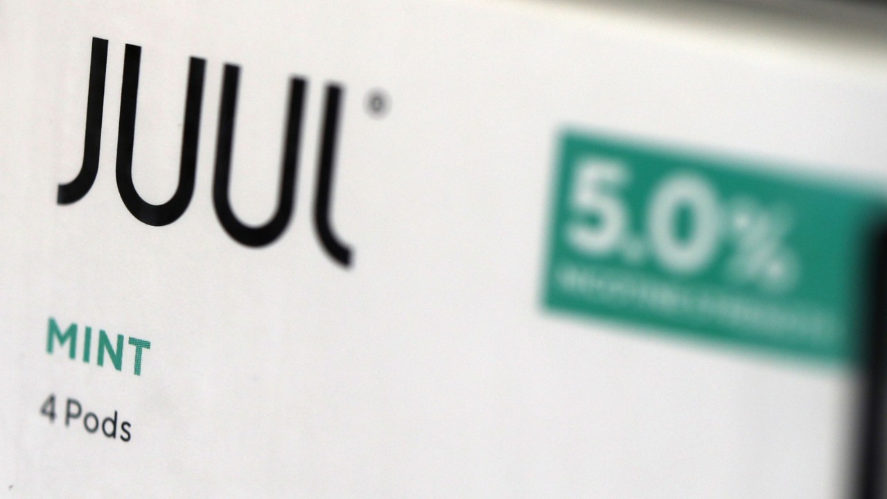 California goes after vape firm Juul for underage users