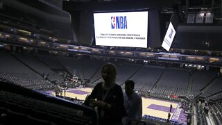 NBA Discusses Plans To Resume Season With Disney