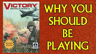 Why you Should be Playing: Victory