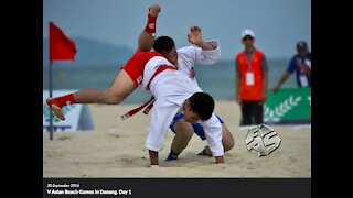 Orphan Judo Champion