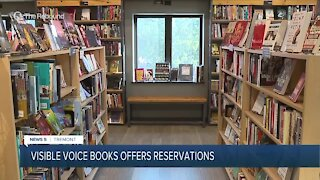 Rent Visible Voice Books for a private browsing session