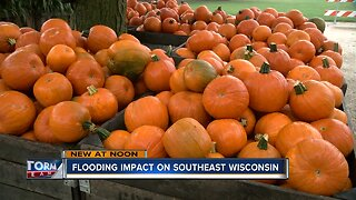 Flooding takes toll on southeast Wisconsin