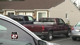 City tags second apartment complex