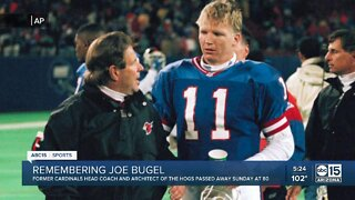 Remembering coach Joe Bugel