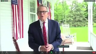WATCH: Gov. DeWine holds presser after testing positive for COVID-19
