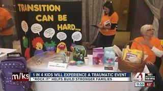 'Rock It' helps build stronger families