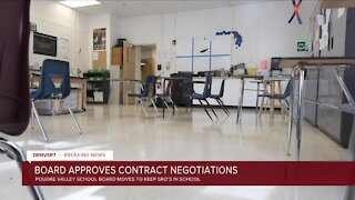 Poudre School District votes to keep police officers at schools
