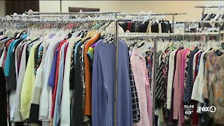 Dress for Success is helping women get ready for the workforce with some retail therapy