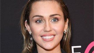 Miley Cyrus Singing 'High School Musical'
