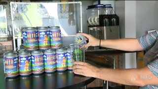 Local Brewery creates new beer for 8-year-old battling cancer