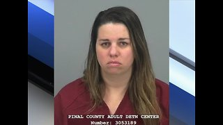 Maricopa woman arrested after forcing child to eat vomit - ABC15 Crime