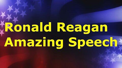 Ronald Reagan on Government Tyranny