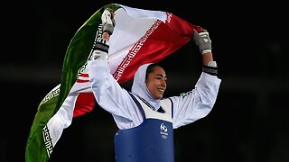 Olympic Medalist Kimia Alizadeh Defects From Iran