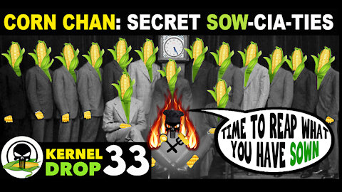 Hidden History explained through Corn Chan (1 - 40 memes)