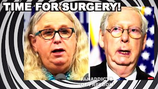 MITCH MCCONNELL AND RACHEL LEVINE DISCOVER THEIR TRUE IDENTITIES
