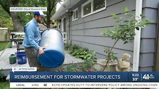 Reimbursement for stormwater projects