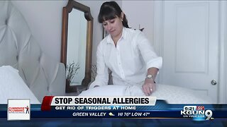 Consumer Reports: Stopping seasonal allergies at home