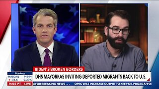 Border Tours: Trump vs. Biden