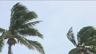 Sanibel prepares for Tropical Storm Eta