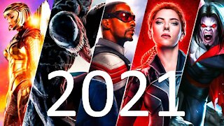 My Most Anticipated Movies of 2021 (With Predictions!!)