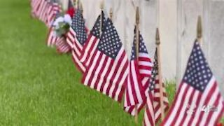 Families honor loved ones at Leavenworth National Cemetery