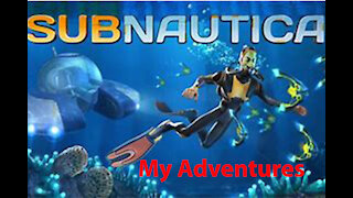 Subnautica: My Adventures - Mountain Island - Quarantine Enforcement Platform - [00025]