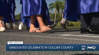 Collier County students celebrate graduation