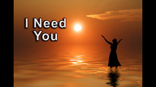 Andy White: I Need You